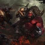 Cursed Blood Edge Axe