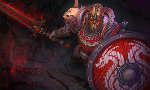 Warrior SET