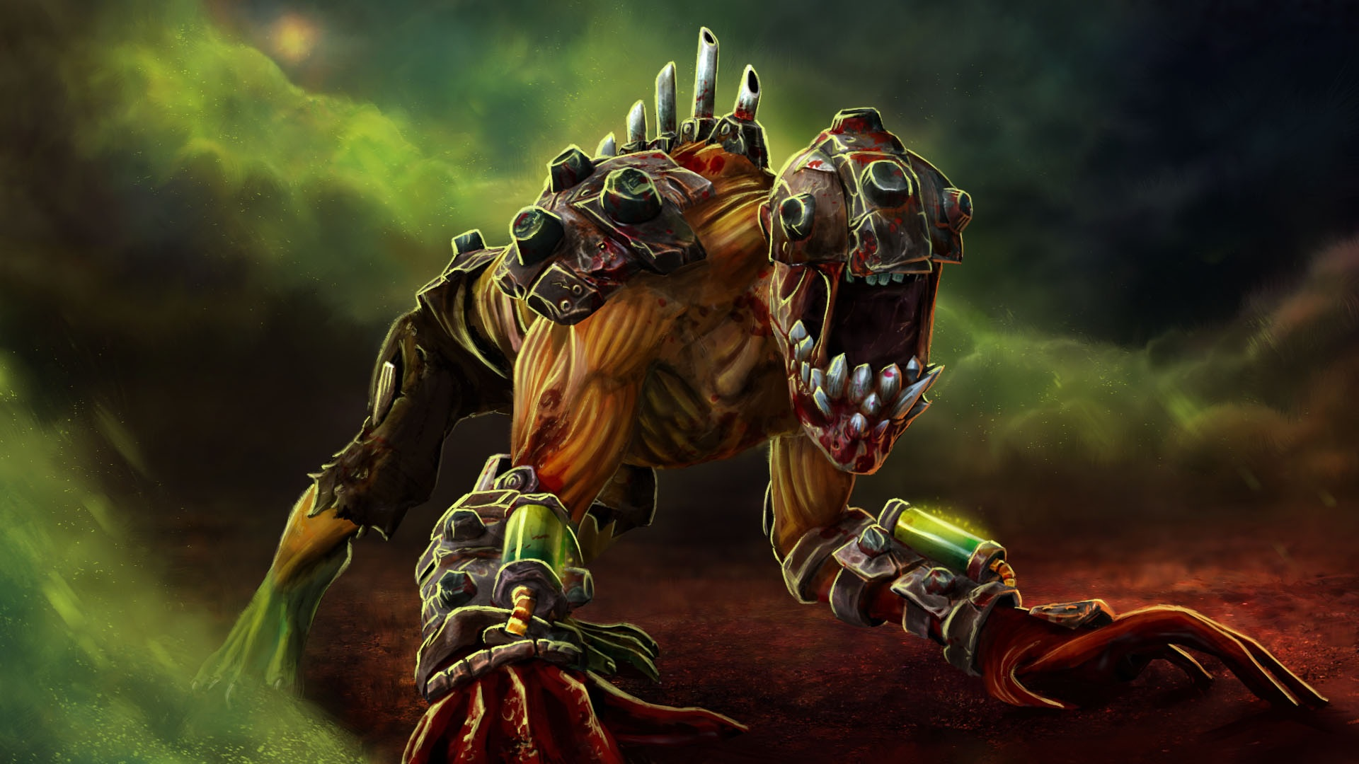 Lifestealer, N'aix Dota 2