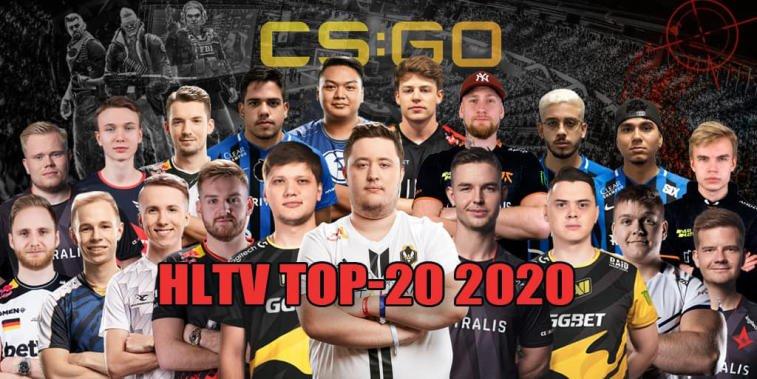 Лучшие команды CS:GO в 2020 году