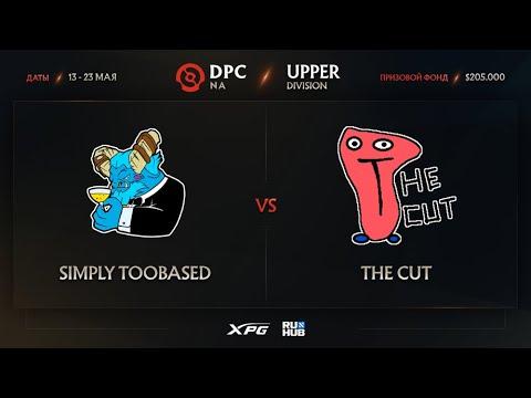Видео Dota 2 06.05.2021 : simply TOOBASED vs The Cut, Dota Pro Circuit 2021 NA S2, bo3, game 1 [4ce & Smile]