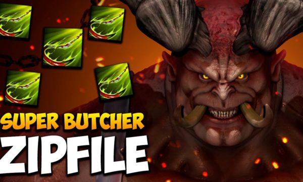 Видео Dota 2 22.06.2021 : ZIP FILE Pudge — Super Butcher — Dota 2 Pro Gameplay [Watch & Learn]
