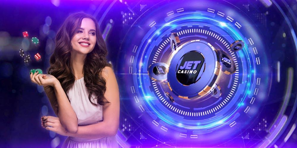Jet Casino в Украине