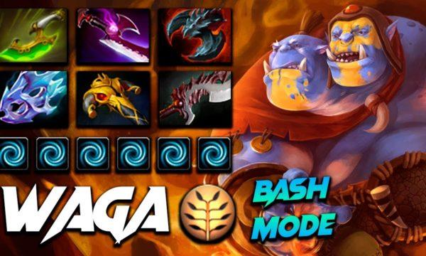 Видео Dota 2 28.09.2021 : Waga Carry Ogre Magi — BASH MODE — Dota 2 Pro Gameplay [Watch & Learn]